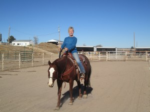 Training Patty & Riding Rainy 022
